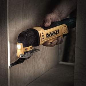 Dewalt Multi Cutter DWE315KT led